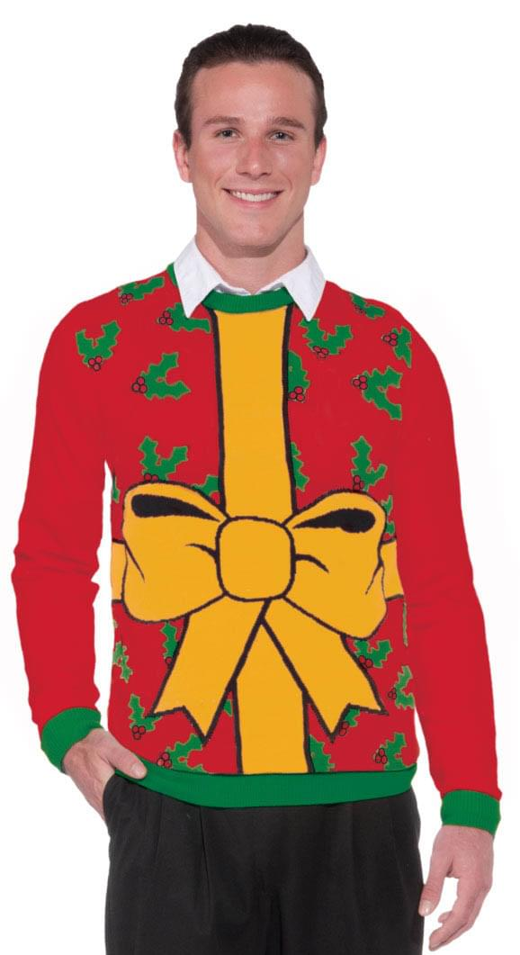 Ugly Christmas Gift Adult Sweater