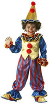 Clownin' Round Costume Child
