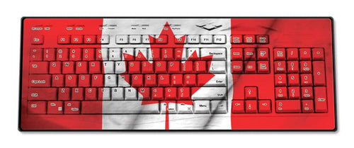 Canada Wired USB Keyboard