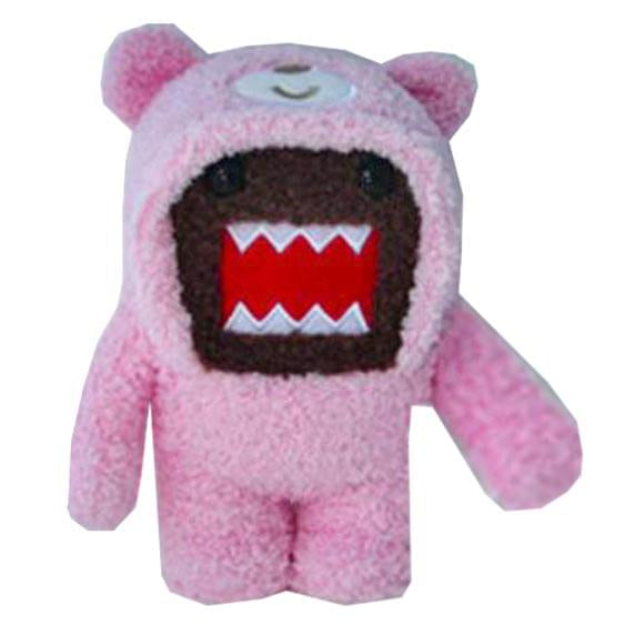 "Domo Teddy Bear 6"" Plush"