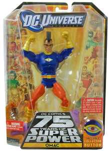 DC Universe Collect & Connect Figure: Omac