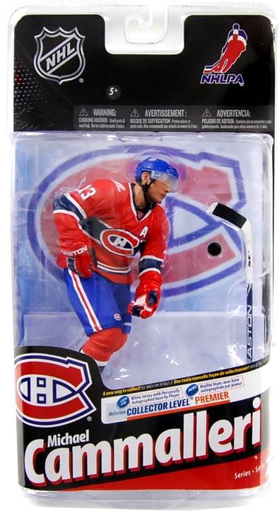 Montreal Canadiens NHL S24 Figure: Michael Cammalleri (Red Jersey Variant)