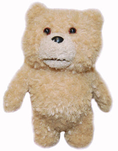 "Ted The Movie 8"" Ted Plush With Sound: PG Version"