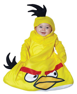 Angry Birds Yellow Bird Infant Costume