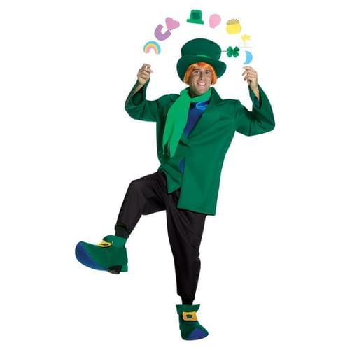 Lucky Charms Leprechaun Character Adult Costume