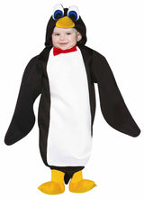 Load image into Gallery viewer, Penguin Costume Bunting Infant 6-12 Months