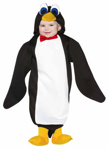 Penguin Costume Bunting Infant 6-12 Months