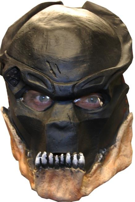 Predators 3/4 Vinyl Adult Costume Mask