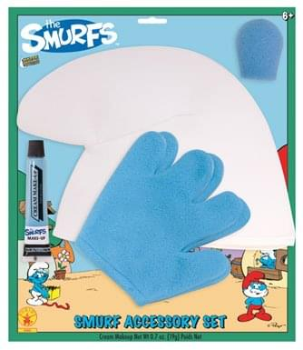 Smurfs Costume Accessory & Makeup Kit Child