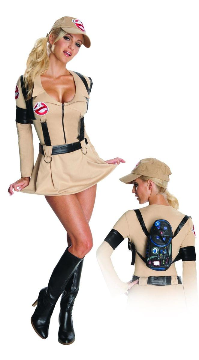 Ghostbusters Sexy Dress Costume Adult