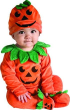 Load image into Gallery viewer, Lil' Pumpkin Jumper Costume Infant