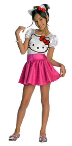 Hello Kitty Pink Tutu Dress Costume Child