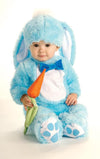 Blue Bunny Rabbit Costume