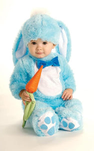 Blue Bunny Rabbit Costume 6-12 Months