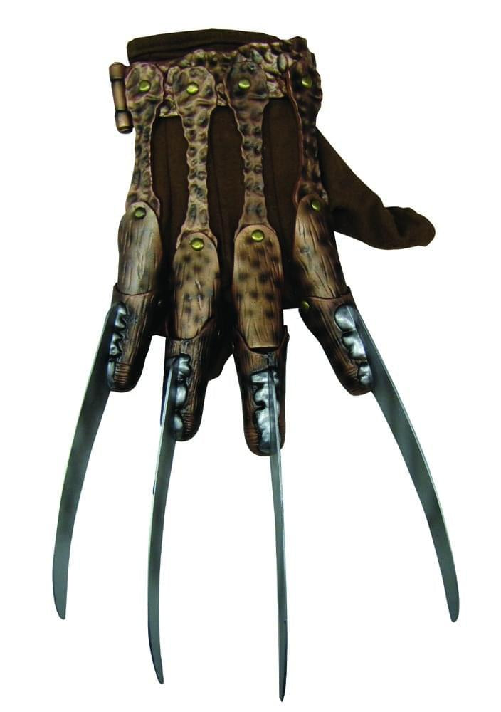 Nightmare On Elm Street Movie Deluxe Freddy Costume Glove