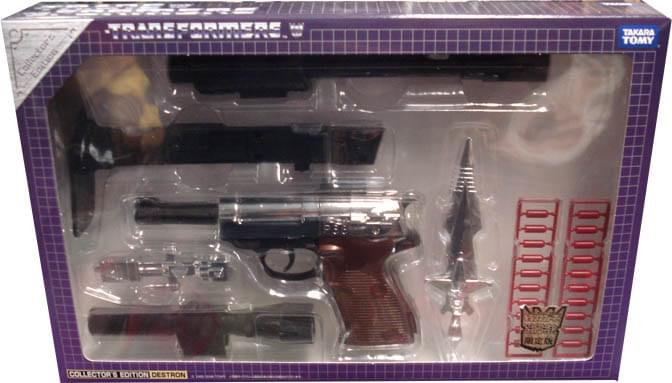 Transformers Black Megatron Exclusive Reissue