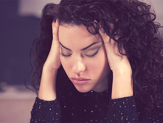 Effects of Stress on Hair Growth