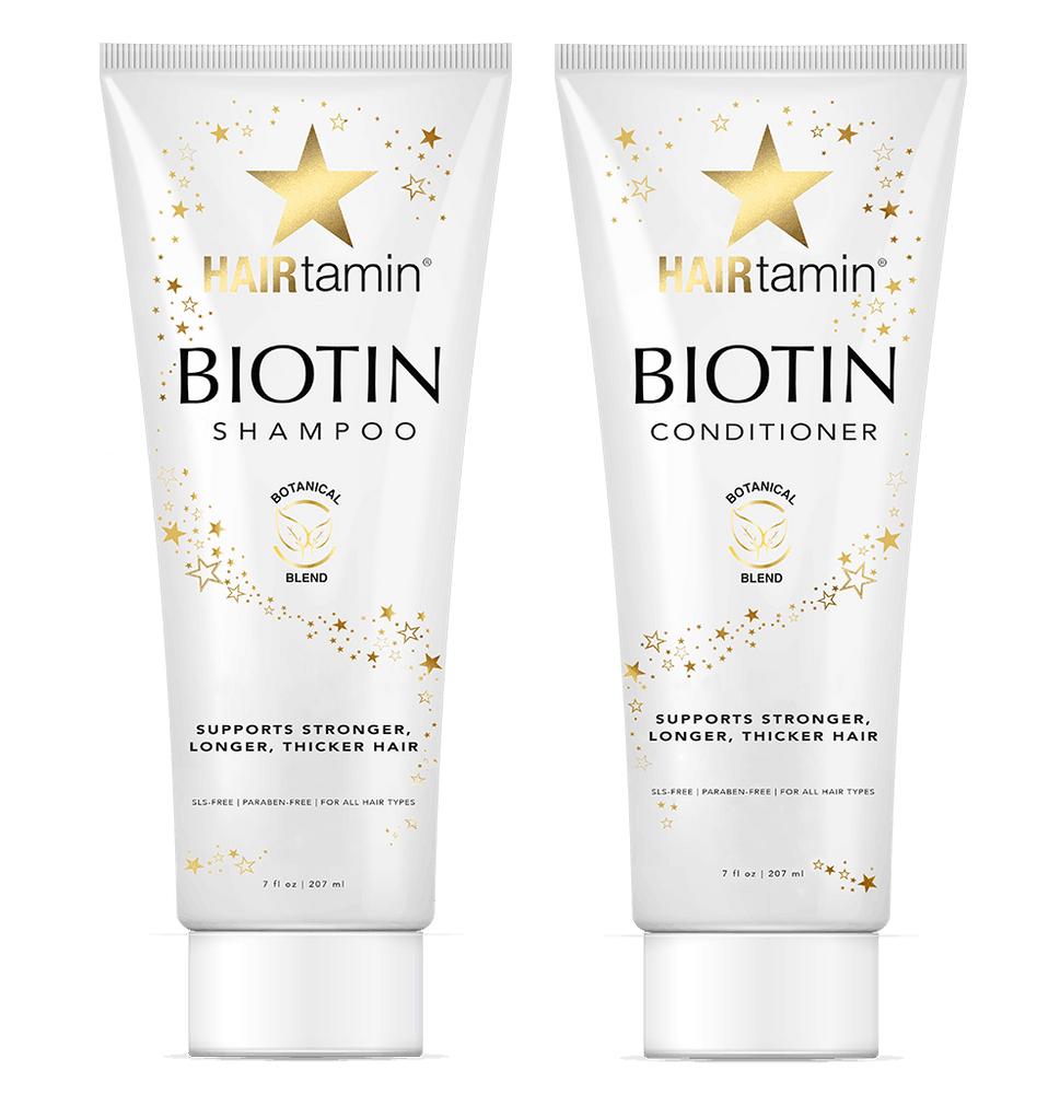 Biotin Shampoo & Conditioner Set