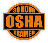 30 Hours OSHA Trained 2