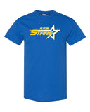 Butler Stars Royal Blue 100% Cotton Tee w/ Large Front Design