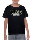 WMCC Black Short Sleeve Tee w/ WMCC