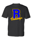 Butler Bulldogs Black B-Core T-Shirt - 2120 w/ Butler