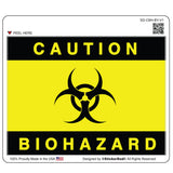 Warning Biohazard - 5