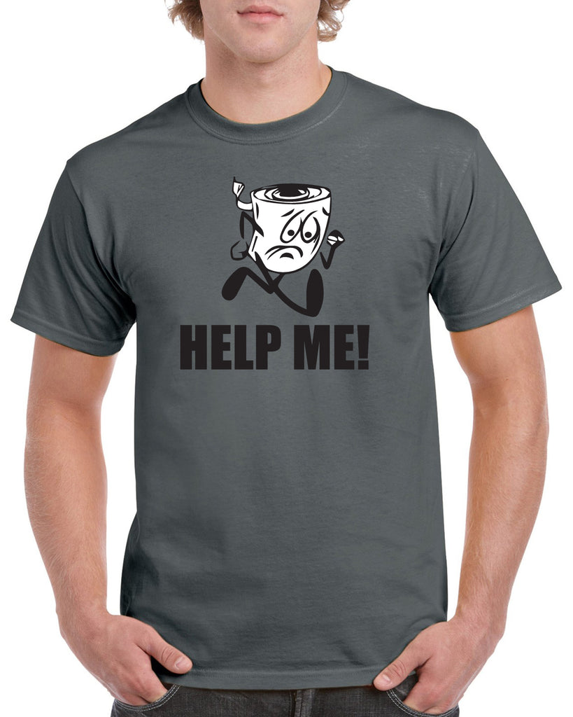 HELP ME TP Funny Graphic Design Shirt