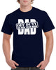 Dad - Off Duty - Graphic  Design Shirt