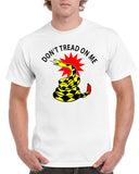 Don't Tread on Me V1 Graphic Transfer Design Shirt