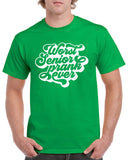 Worst Senior Prank Ever Funny Graphic Design Shirt