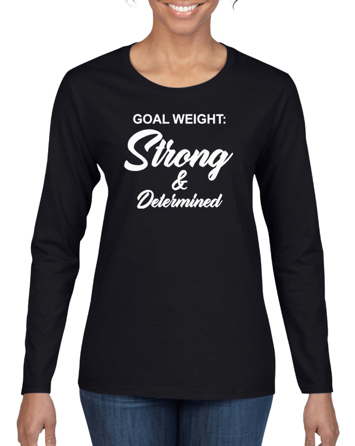 Goal Weight V1 Graphic Transfer Design Shirt
