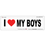 I Love My Boys - 8