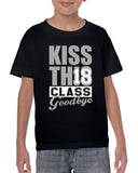 Kiss This Class Goodbye 2018 V1 Graphic Transfer Design Shirt