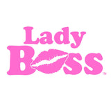 Lady Boss V2 Single Color Transfer Type Decal