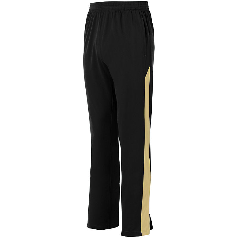WANAQUE Cheer Black & Vegas Gold Medalist Pants 2.0 .