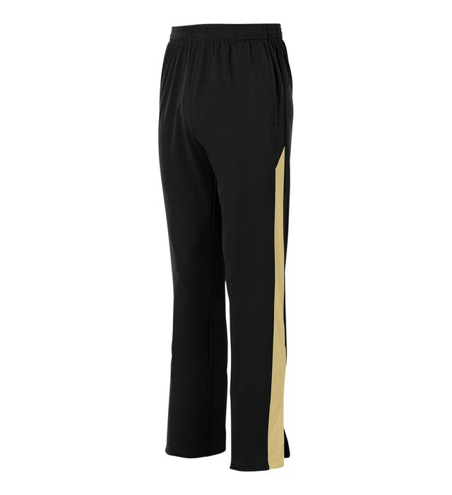 WM Highlanders Color Guard Black & Vegas Gold Medalist Pants 2.0 .