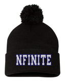 NFINITE Sportsman - Black Pom-Pom 12