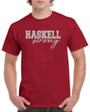 Haskell Strong Graphic Design Shirt