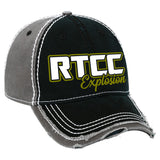 RTCC 2 Tone Hat with RTCC Explosion 2 Color Design
