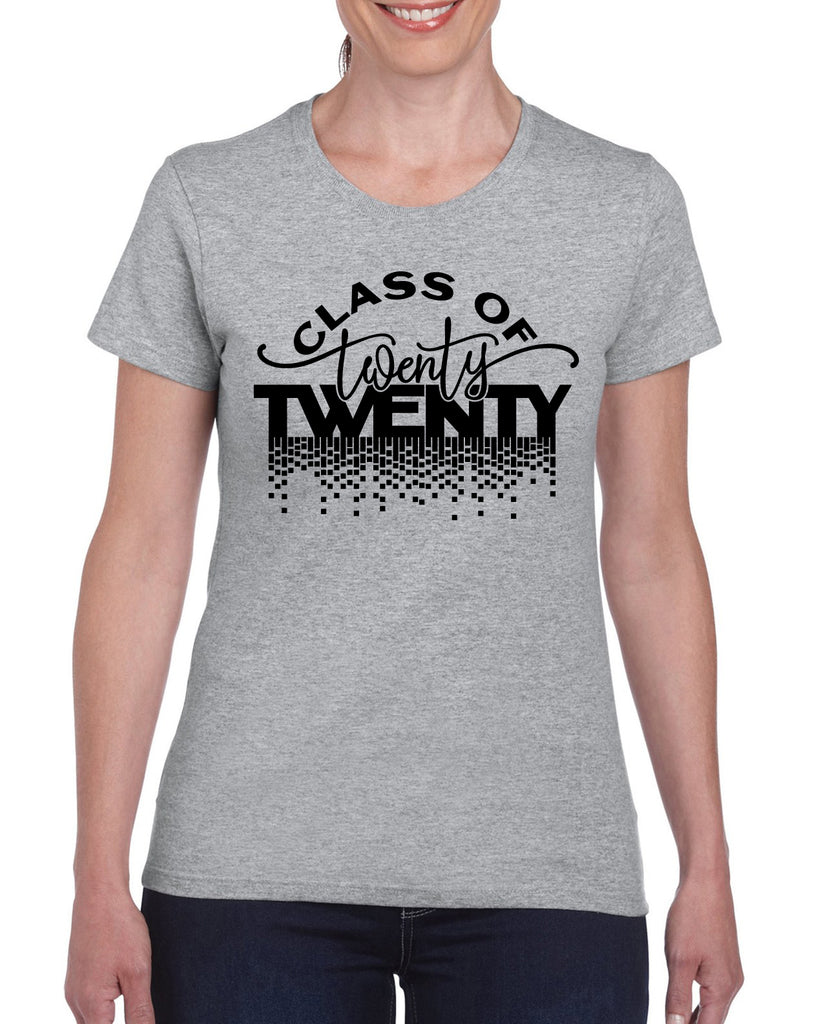 Class of Twenty Twenty Graphic Design Shirt