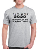 JUNIORS 2020 Funny Graphic Design Shirt