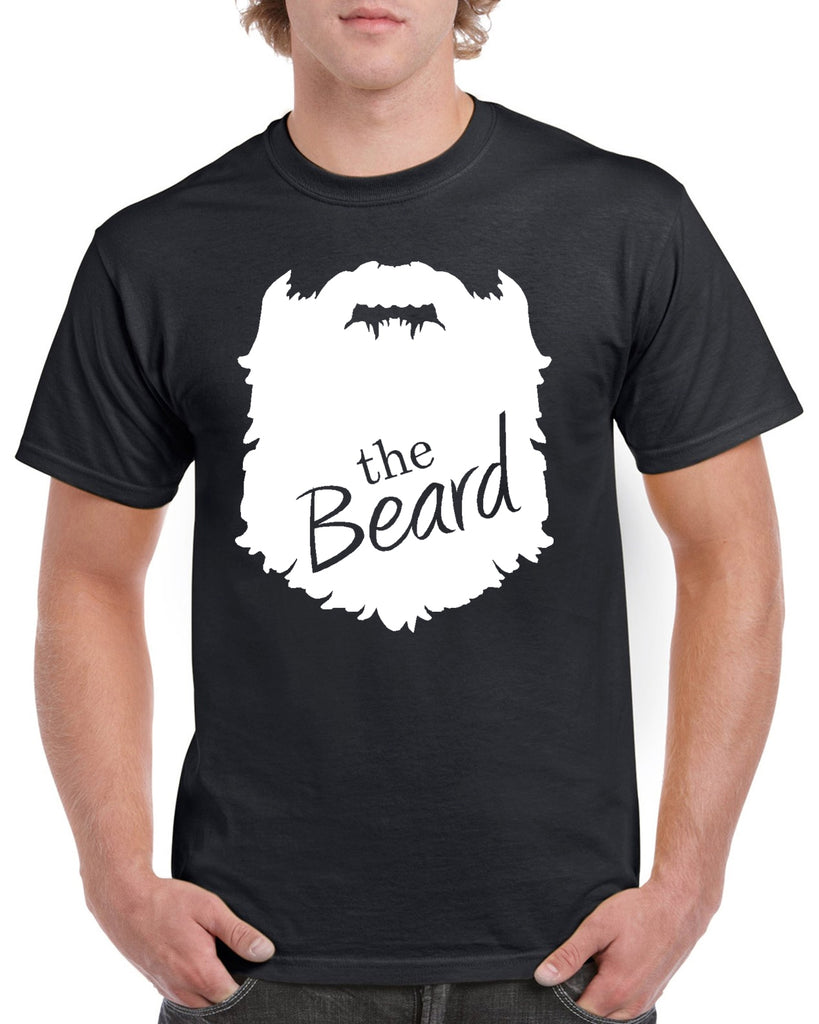 The Beard Funny Graphic Design Shirt