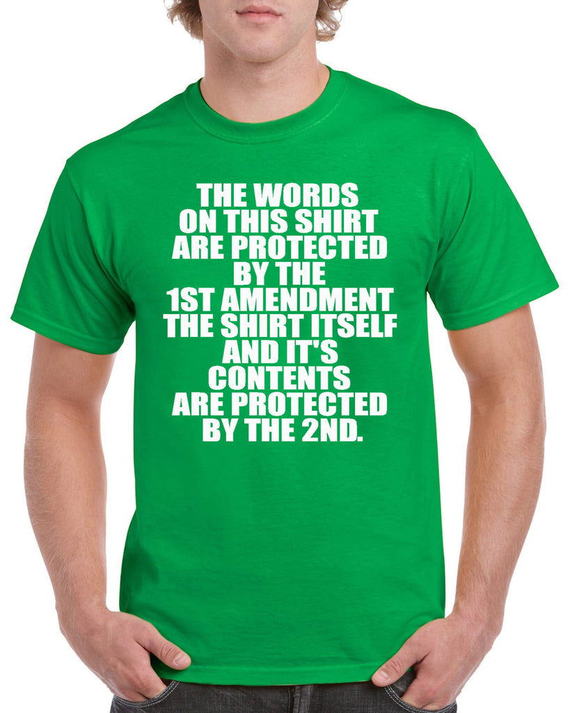 The Words On This Shirt Graphic Transfer Design Shirt