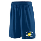 JCPTA Navy Training Shorts w/ Small JCPTA