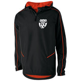 Wanaque Soccer Wizard Pullover w/ Small Wanaque Soccer Logo on Left Chest