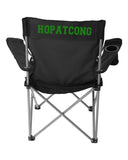 Hopatcong All-Star Chair w/ HOPATCONG Varsity Design on Back.