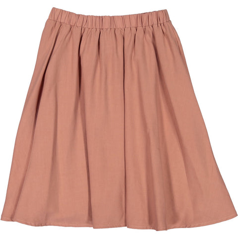 Ava and Lu Blush Circle Skirt