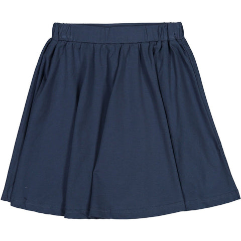 Ava and Lu Navy Tee Skirt