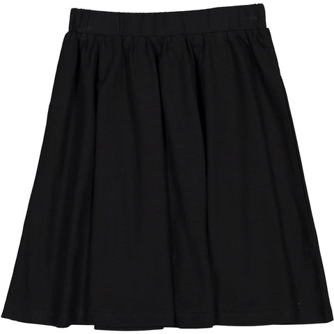 Ava and Lu Black Tee Skirt